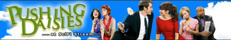 SciFi Stream | Pushing Daisies