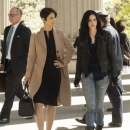 Jessica Jones (Carrie-Anne Moss and Krysten Ritter)
