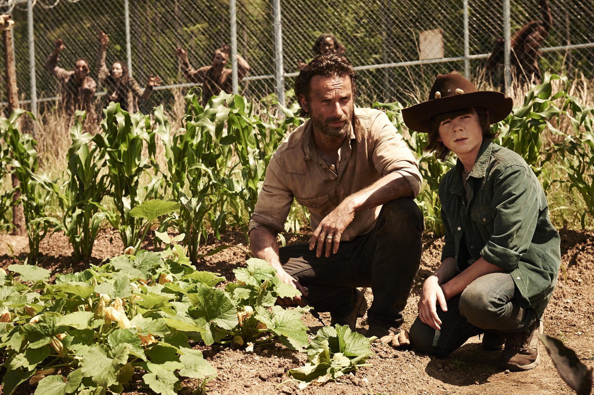 The Walking Dead: Season Four Cast and Episode Photos! | SciFi Stream