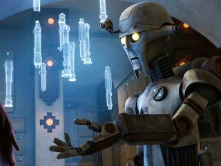 Star Wars: Clone Wars (507) - A Test of Strength