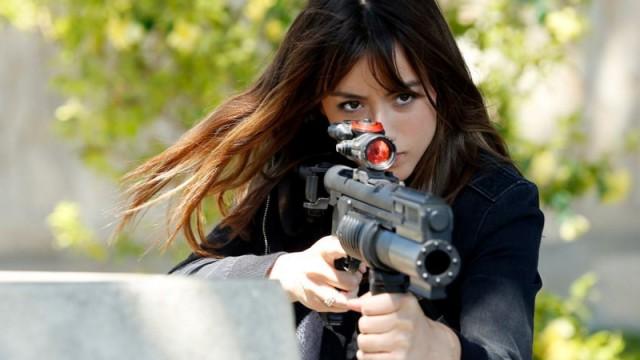 Agents of S.H.I.E.L.D. - Skye