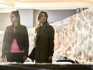 Doctor Who (1104) - Arachnids in the U.K.