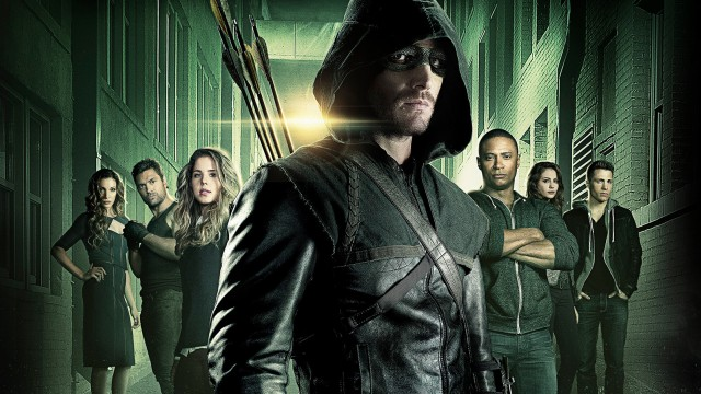 Arrow Season 2 - Blu-ray