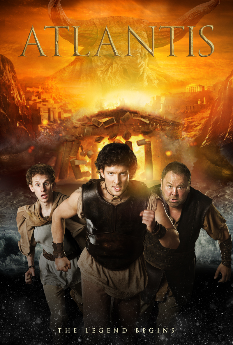 Atlantis (Key Art 1) - Full Poster