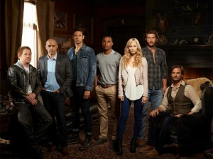 Bitten - Season One Cast