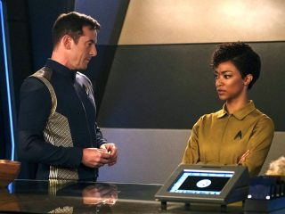 Star Trek: Discovery (103) - Context Is for Kings