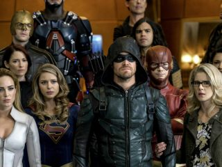 Legends of Tomorrow (308) - Crisis on Earth-X, Part 4