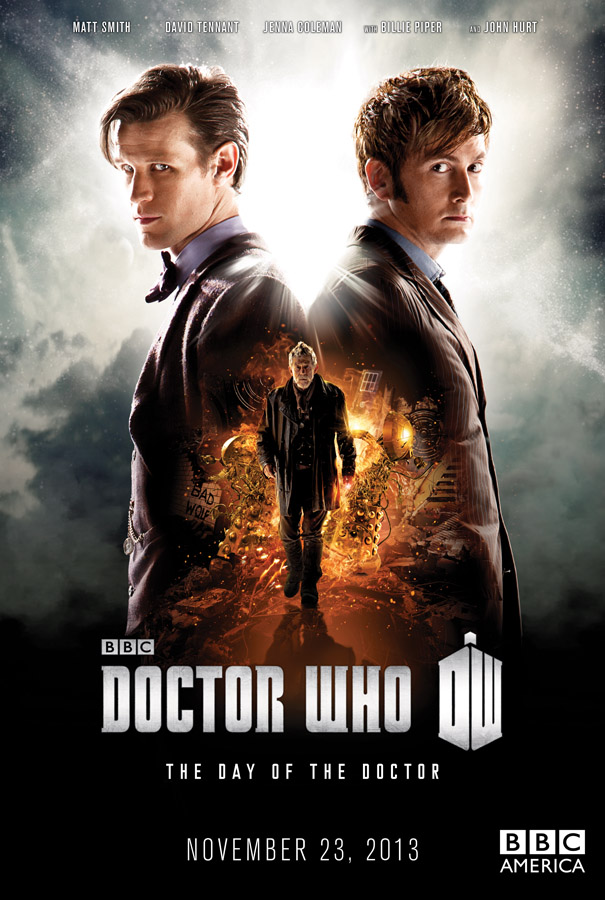 Doctor Who (Poster) - The Day of the Doctor