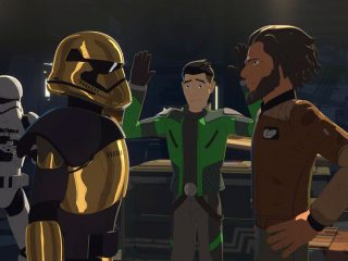 Star Wars: Resistance (119) - Descent