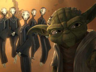 Star Wars: The Clone Wars (612) - Destiny