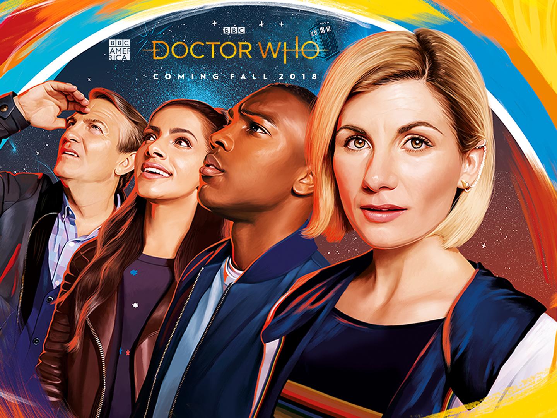 Dr Who Season 11 Stream