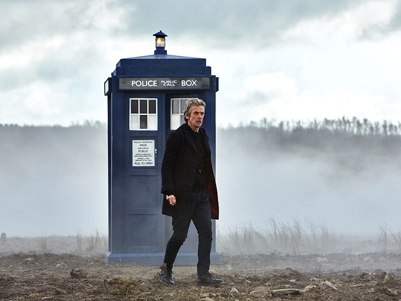 doctor who series 9 - photo #9