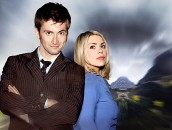 Doctor Who - David Tennant and Billie Piper