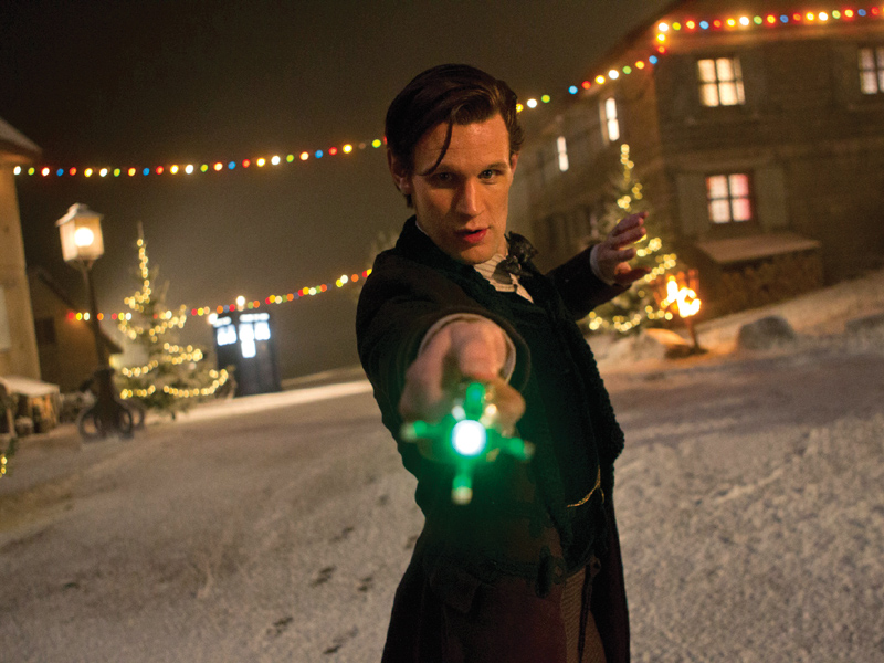 Watch the New Trailer For Doctor Who\'s 2013 Christmas Special ...