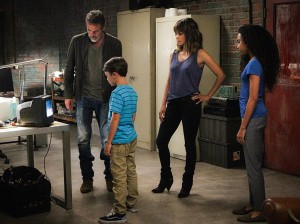 Extant (210) - Don't Shoot the Messenger
