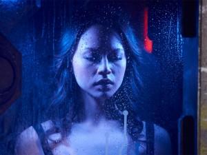 """Melissa O'Neil as """"Two"""""""