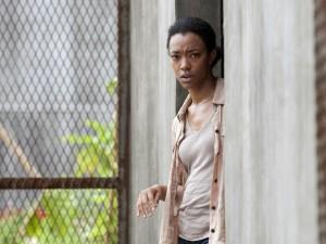 The Walking Dead (403) - Sasha