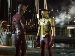 The Flash (301) - Flashpoint