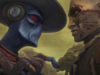 Star Wars: Clone Wars (416) - Friends and Enemies