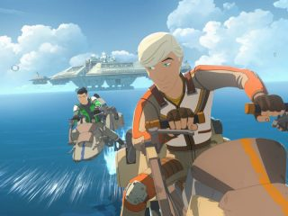 "Star Wars: Resistance (104) - ""Fuel for the Fire"""