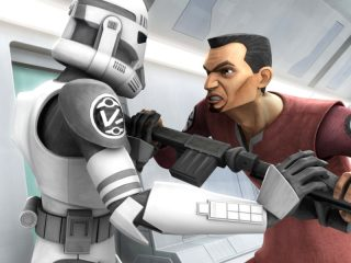 Star Wars: Clone Wars (603) - Fugitive