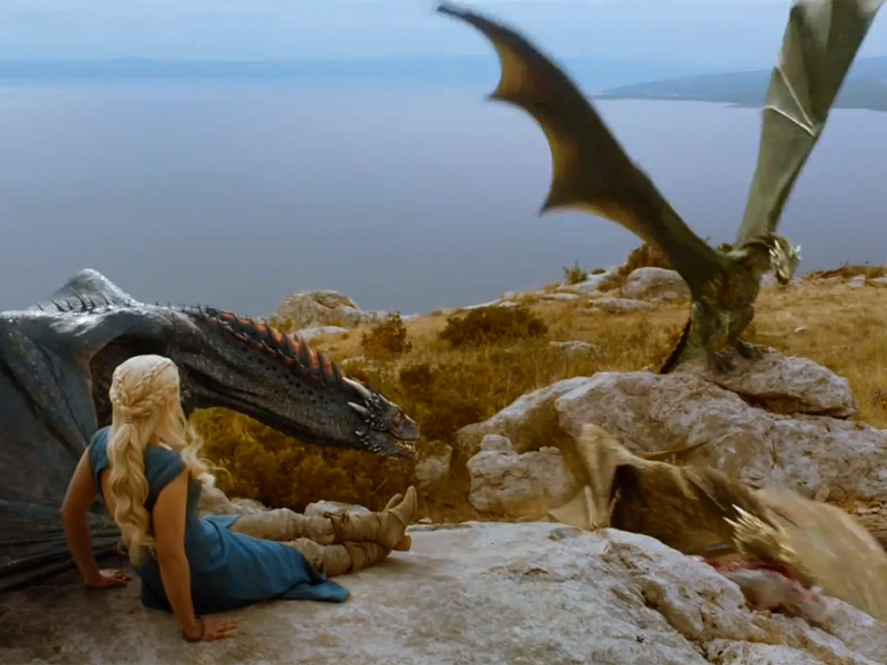 Game of Thrones Gets Another New Trailer | SciFi Stream