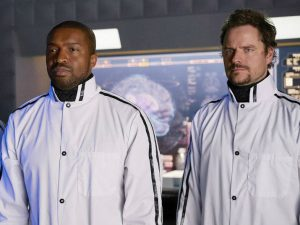 Dark Matter (209) - Going Out Fighting