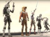 Star Wars: Rebels (401) - Heroes of Mandalore, Part 1