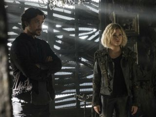 The 100 (508) - How We Get To Peace