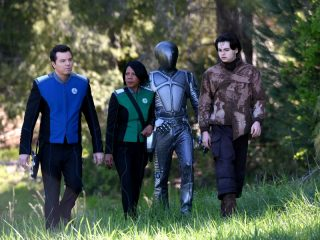 The Orville (104) - If the Stars Should Appear