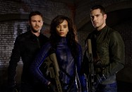 Killjoys (Season 1 Cast)
