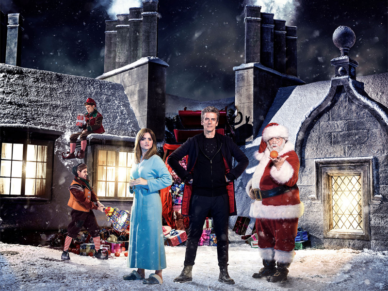 Sci-Fi This Week: It's Doctor Who's 'Last Christmas' | SciFi Stream
