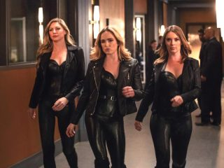 Legends of Tomorrow (408) - Legends of To-Meow-Meow
