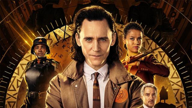 Marvel's Loki (Key Art)