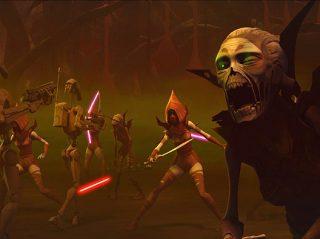 Star Wars: Clone Wars (419) - Massacre