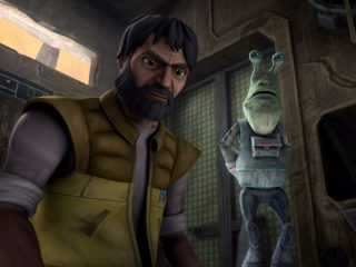 Star Wars: Clone Wars (512) - Missing in Action