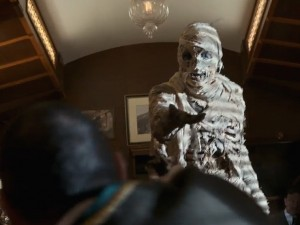 Doctor Who (808) - Mummy On the Orient Express