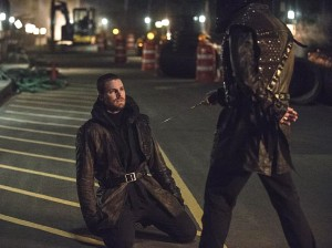 Arrow (323) - My Name is Oliver Queen