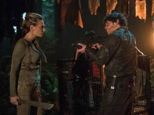 The 100 (311) - Nevermore