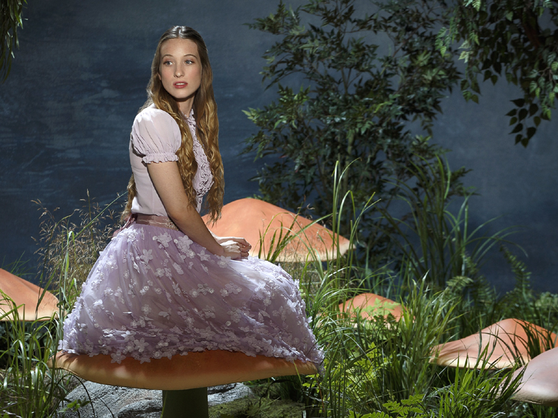 Once Upon a Time Wonderland Cast Once Upon a Time in Wonderland