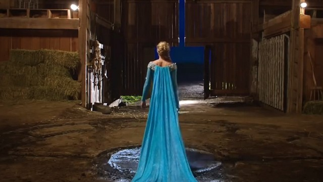 Once Upon A Time (Elsa)