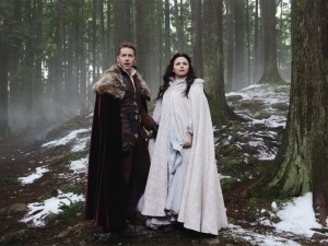 Once Upon A Time (Charming and Snow)