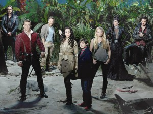 Once Upon A Time (Cast)
