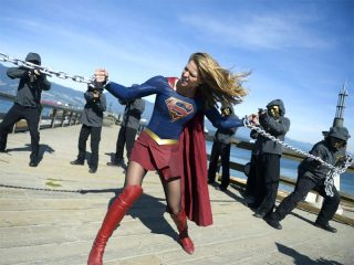 Supergirl (407) - Rather the Fallen Angel