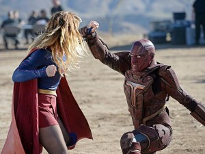 Supergirl (106) - Red Faced