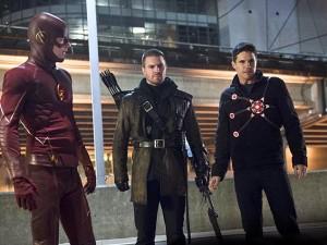 The Flash (122) - Rogue Air