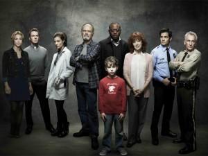 Resurrection - Season 1 Cast