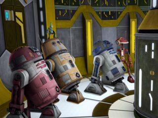 Star Wars: Clone Wars (510) - Secret Weapons