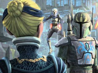 Star Wars: Clone Wars (515) - Shades of Reason