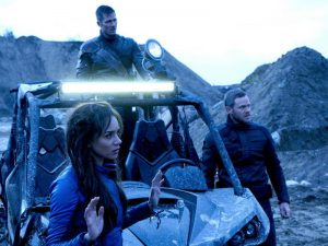 Killjoys (203) - Shaft